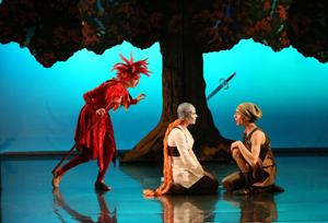 Rheingold Theater für Kinder