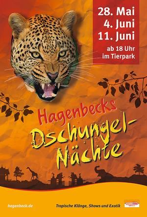Dschungelnaechte Hagenbecks Tierpark