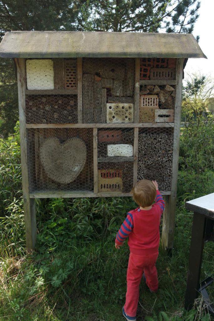 Gut Wulksfelde Insektenhotel