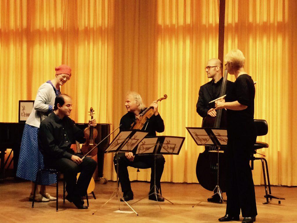 Hasy Konzert Hamburger Symphoniker Laeiszhalle Frau Muse Susanne Grünig