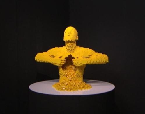 art of the brick lego-ausstellung nathan sawaya