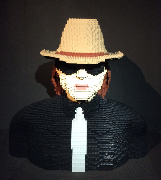Art of the brick lego ausstellung udo lindenberg lego