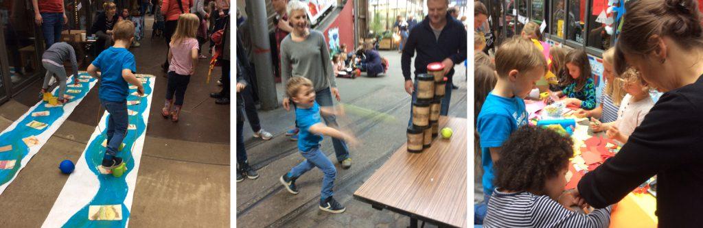 Spielen, Malen, Basteln: Buntes Rahmenprogramm zur Eröffnungsfeier des KinderKurzFilmFestivals