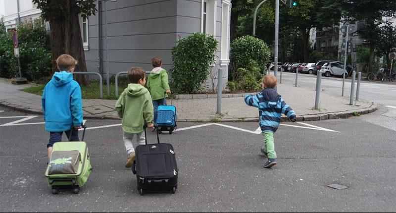 Auf geht's - ins Kinderhotel!