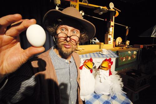 Petterson Finus Hamburger Puppenmtheater