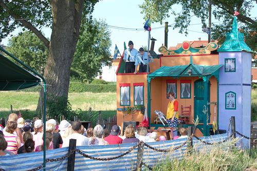 Pippi Langstrumpf Batavia Theater Open Air Wedel