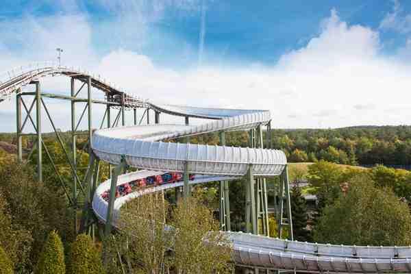 Heidepark Soltau Bobbahn