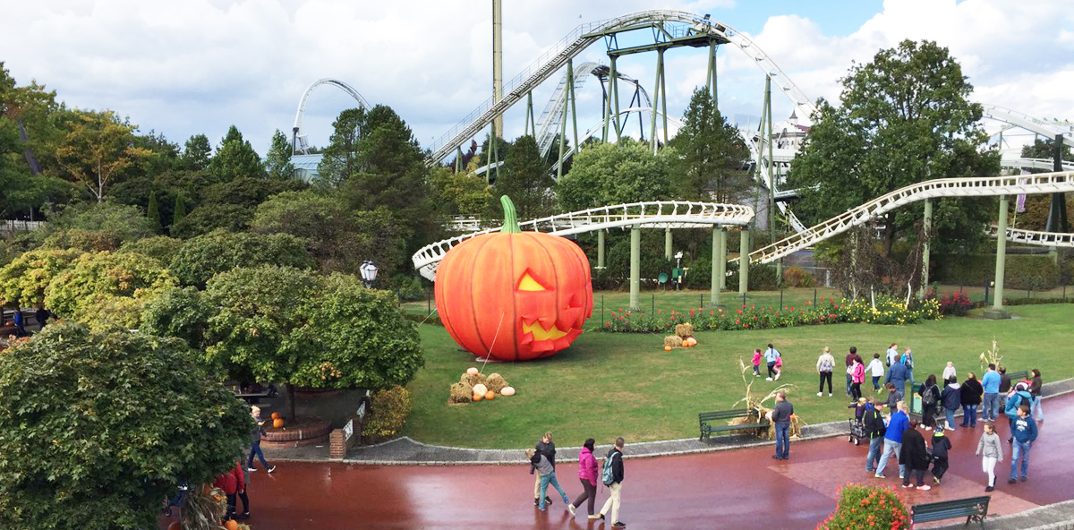 Heidepark Oktober Halloween