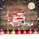 7.: Weihnachtsset aus dem Hause Oetinger
