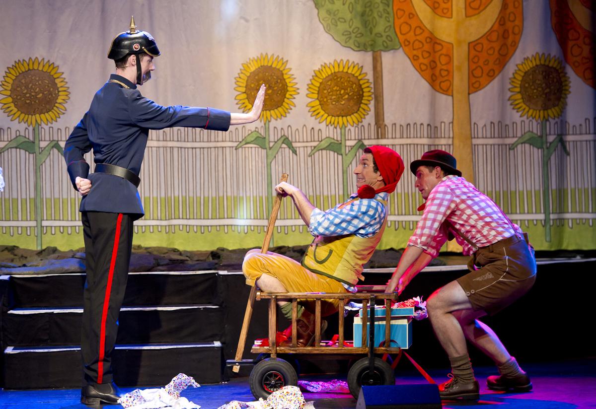 Räuber Hotzenplotz Schmidt Theater Schmidts Tivoli