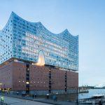 Plaza Elbphilharmonie: die Aussicht der Stadt