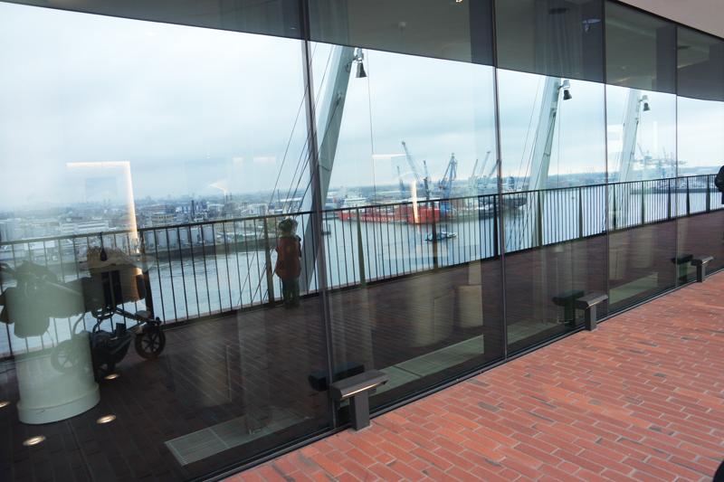 Plaza elbphilharmonie hamburg Hafen