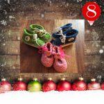 8. Dezember: Babyschuhe