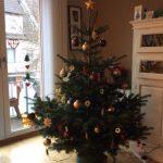 Fröhliche Weihnachten und Gedanken zum Jahreswechsel