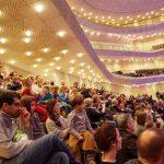 Zum Anfassen: Familientag in der Elbphilharmonie