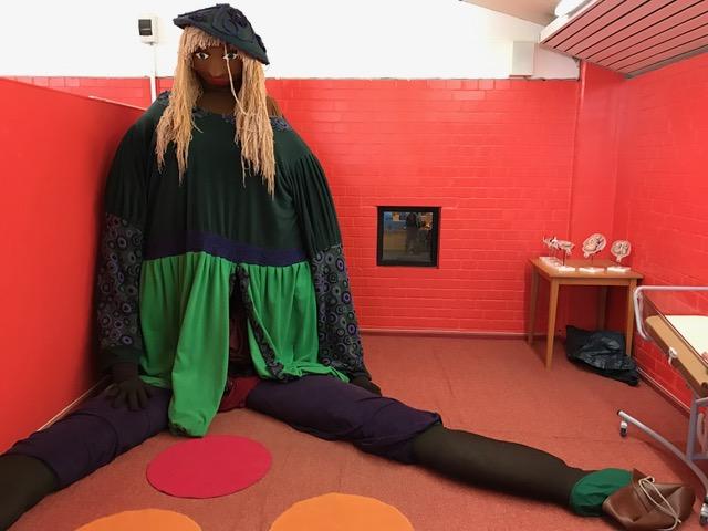 Klick Kindermuseum Riesen mama