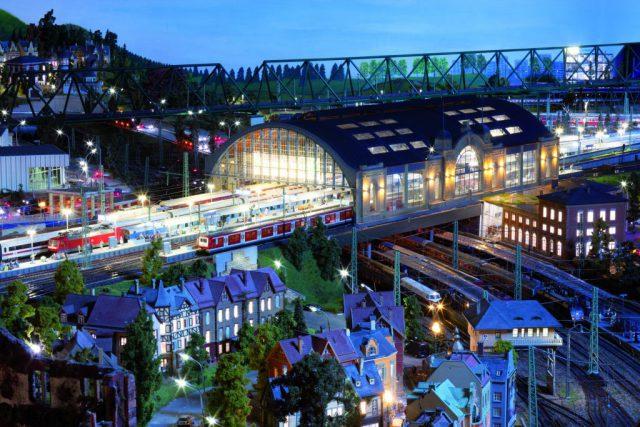 Miniaturwunderland Hamburg mit Kindern Städtereise