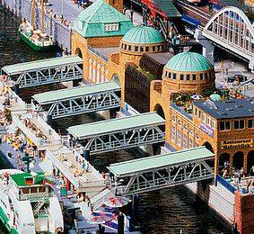 Miniaturwunderland Landungsbrücken