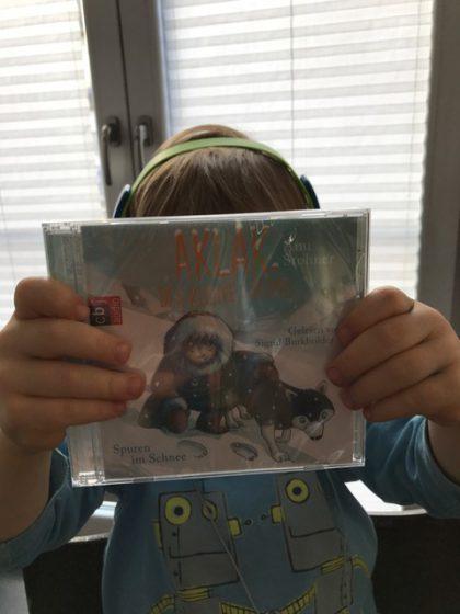 Aklak der kleine Eskimo Band 2 Spuren im Schnee