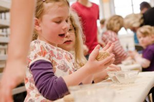 Workshop Kinder Backstube Gut Wulksfelde