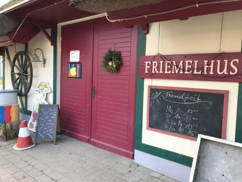 Dorfhotel Fleesensee Friemelstube Angebot für Kinder