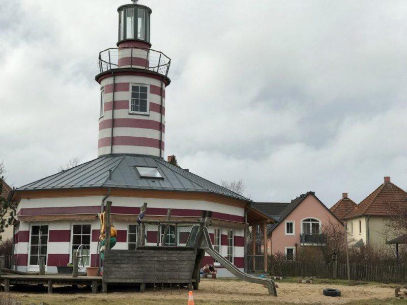 Dorfhotel Fleesensee Leuchtturm Kinderclub