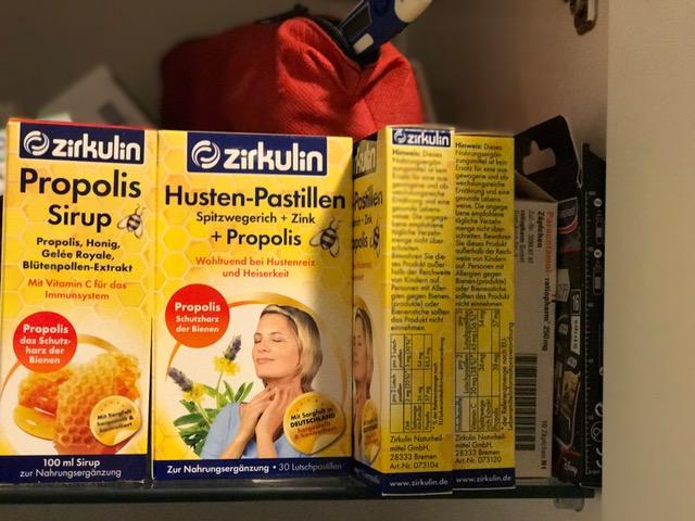 Propolis Gesundheit Bienenstock