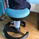 Swoppster: Der Stuhl, der gute Laune macht