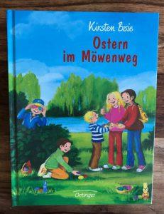 Kirsten Boie Ostern im Möwenweg Moewenweg
