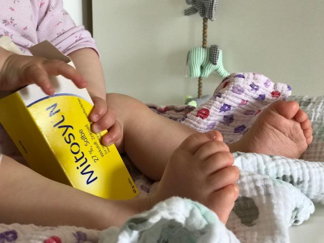 Mitosyl apo-rot Wundschutzcreme Baby Versandapotheke Apotheke