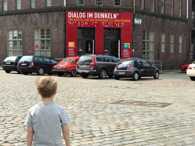 Dialog im Dunkeln Hamburg Hamburg mit Kindern