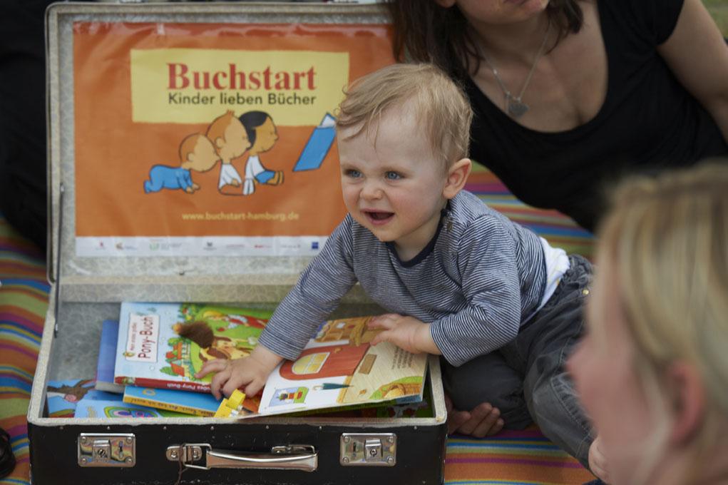 Buchstart Fest der kleinen Wichte