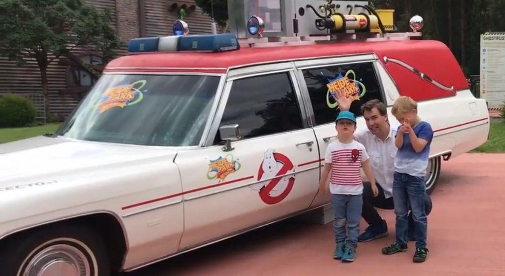 Heide Park Ressort Ghostbusters 5D