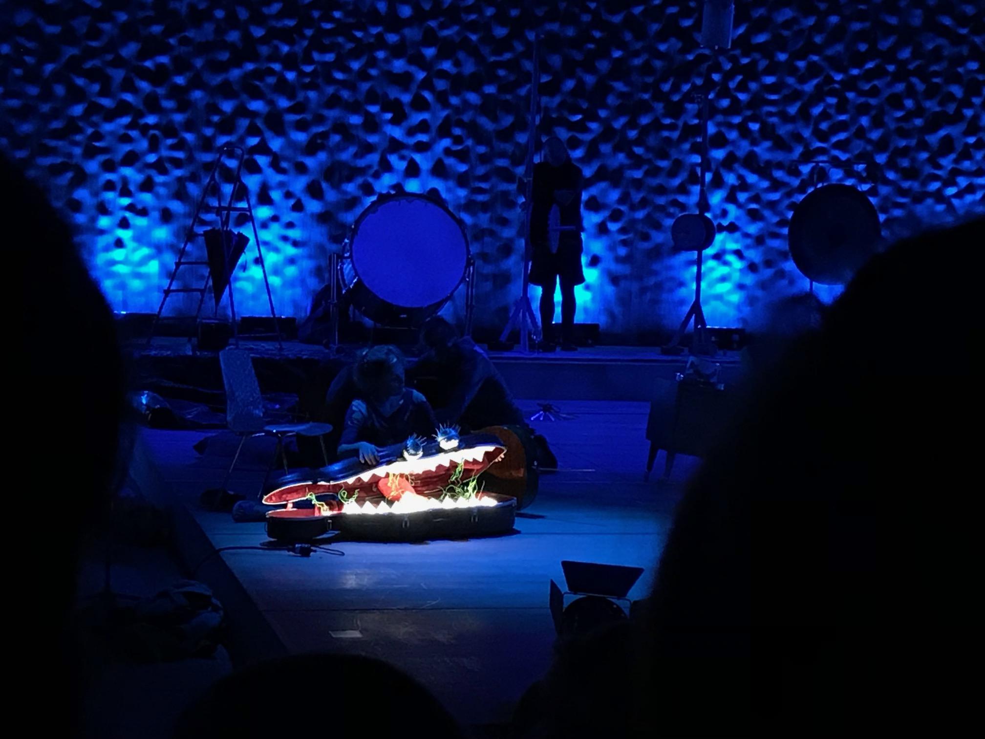 Funkelkonzert Elbphilharmonie Kinderkonzert Hamburg