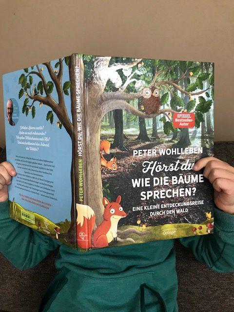 Peter Wohlleben Hörst du wie die Bäume sprechen