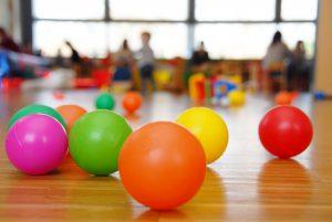 Kita-Eingewöhnung Kita Krippe Kindergarten Luftballons