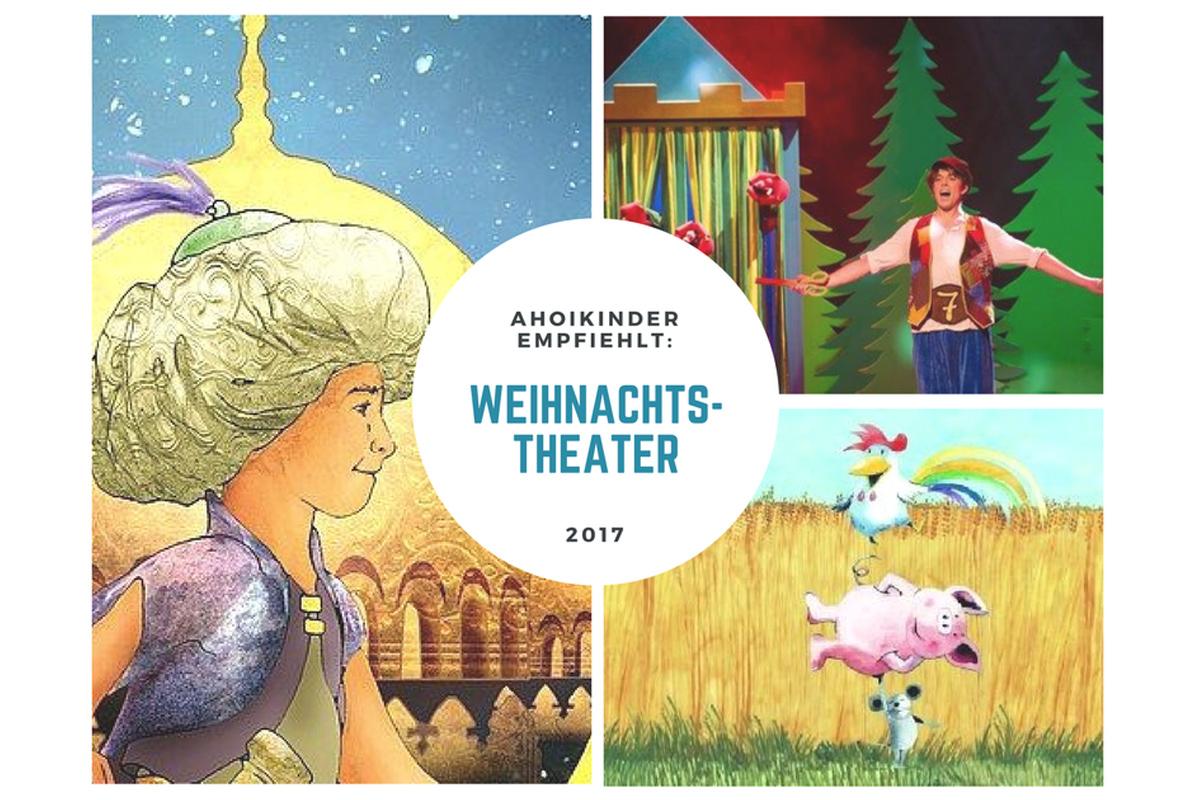 Weihnachtstheater Hamburg Weihnachtsmärchen