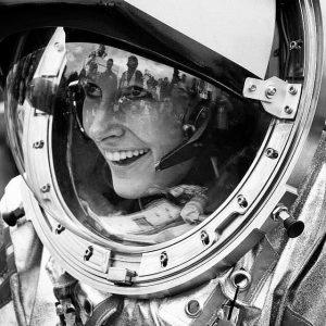 Carmen Köhler Analog-Astronautin Geo Smart