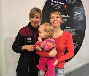 Geo Smart Carmen Köhler Analog-Astronautin