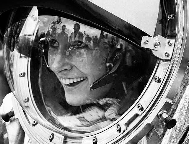 Analog Astronautin Carmen Köhler