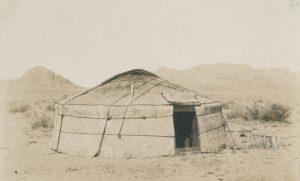 Museum für Völkerkunde Jurte Mongolei