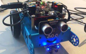 Digitalwerkstatt robotik hamburg Roboter bauen