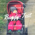 Im Test: Joie Chrome DLX