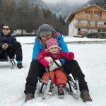 Winterurlaub mit Kindern – das geht auch auf dem Bauernhof!