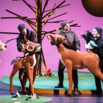 Bambi mit Happy End im St. Pauli Theater