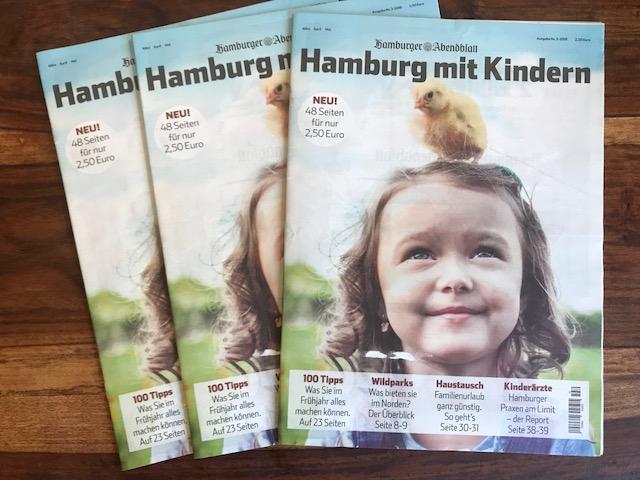 Hamburg mit Kindern Abendblatt Ahoikinder