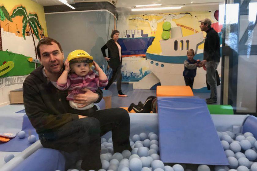 Spielecenter Kids at work, Indoor-Spielplatz, Hamburg
