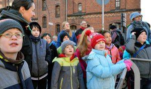 Entdeckertour Hamburg Speicherstadt Stadtrundgang Kinder