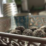 Rezept: Chokladbollar ohne Zucker