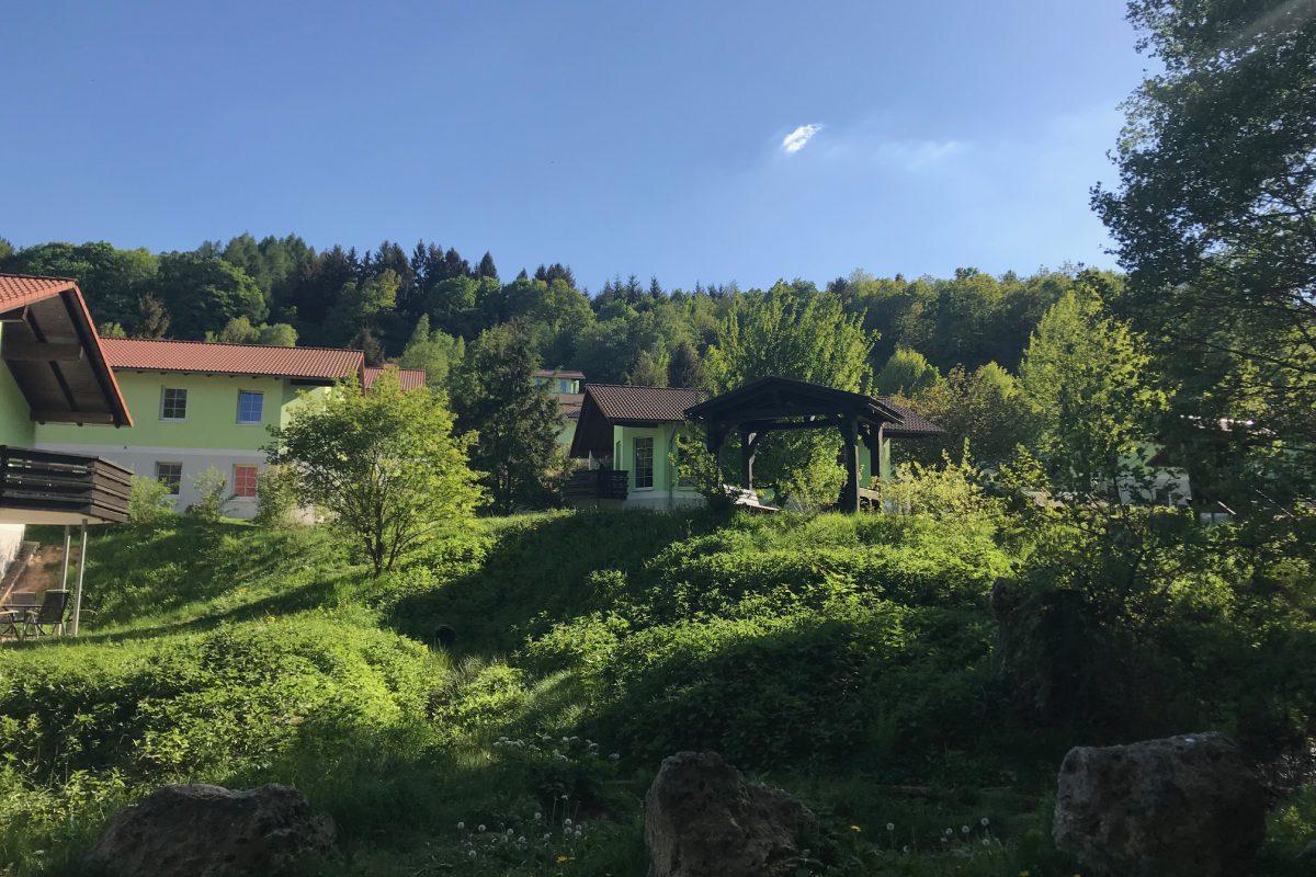 Landal Salztal Paradies Land Green Park Bad Sachsa Harz
